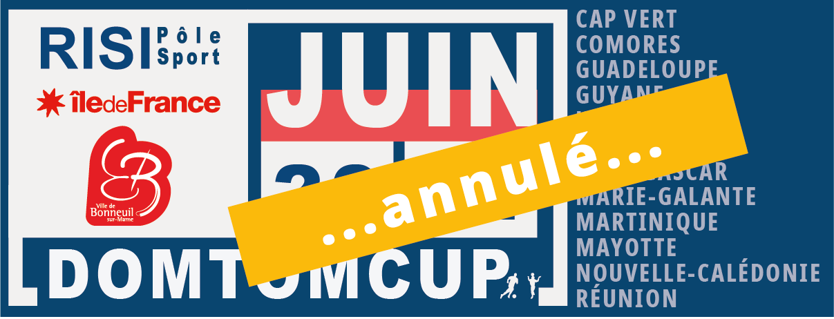 Dom Tom Cup 2020 coronavirus